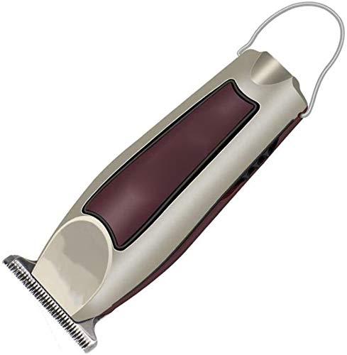 Wghz Rasoirs sans Fil USB Tondeuse à Cheveux Vintage Huile tête Carving électrique Tondeuse à Cheveux Barber Shop Head Salon Petit Fader Petit Homme Coffrets Cadeaux