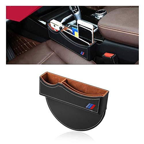 OYADM Aufbewahrungsbox für die Mittelkonsole, für BMW (schwarz), 1 Stück
