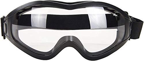 ENJOHOS Gafas de seguridad PVC, gafas de protección para el trabajo cristal...