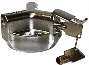 fuel oil tank lock