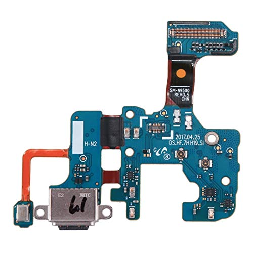 WRHJSAT for Galaxy Note 8 / N9500 Charging Port Flex Cable 1Q