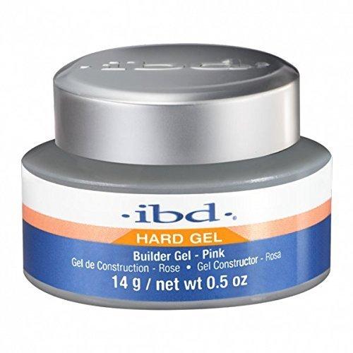 IBD IBDG0232 Gel Constructor de Uñas, Tono Pink - 14 g