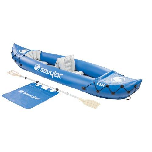 """Sevylor Fiji 2-Person Kayak , Blue, 10' 4"""" x 2' 9"""