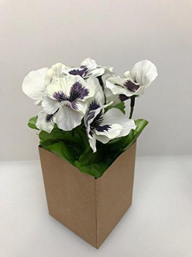 ASA selection *Nouveau en Papier : décor Fleurs rech