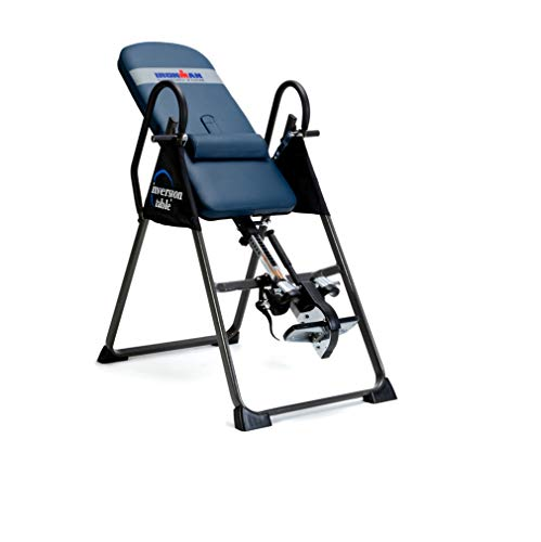 IRONMAN Fitness Gravity 4000 Highest Weight Capacity Inversion Table with Equipment Mat