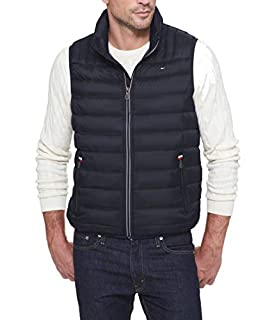 Tommy Hilfiger Men's Lightweight Ultra Loft Quilted Puffer Vest (Standard and Big & Tall), Midnight, XX-Large (B07GZC45DR) | Amazon price tracker / tracking, Amazon price history charts, Amazon price watches, Amazon price drop alerts
