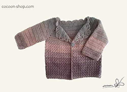 cocoon-shop : Pullover Rose Heather