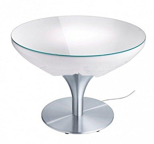 Gowe D60 * H56 d'un design unique Table éclairage LED meubles, salon LED, LED Table basse batterie pour bars, Noël, événements,