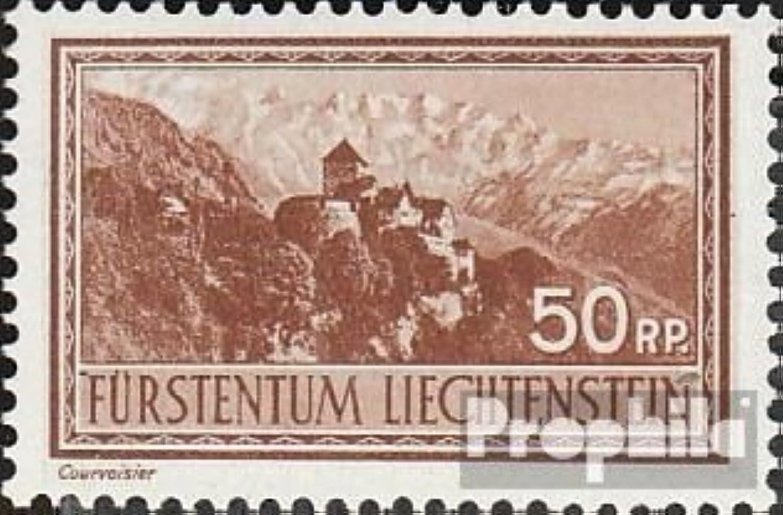 Liechtenstein 135 1934 clear brands (Stamps for collectors) Landscapes