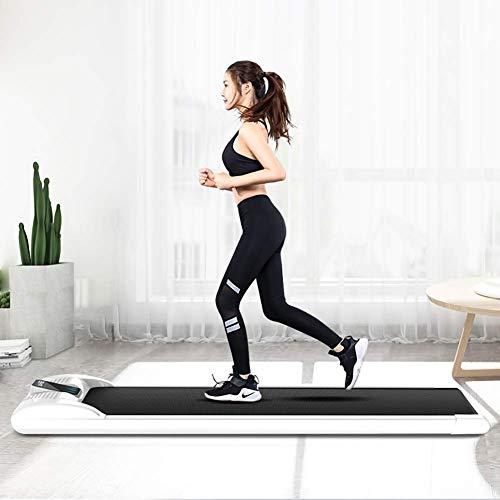 WYZXR Mechanisches Laufband Heimfitnessgeräte Kleines ferngesteuertes Laufband zur Gewichtsreduktion, Sportgerät für stumme Laufmaschinen