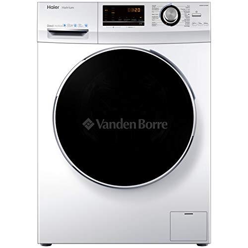 Haier HW90-B14636 lavatrice Libera installazione Caricamento frontale Bianco 9 kg 1400 Giri/min A+++