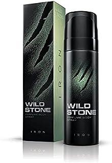 Wild Stone Iron Perfume Body Perfume Spray for Men- 120 ml