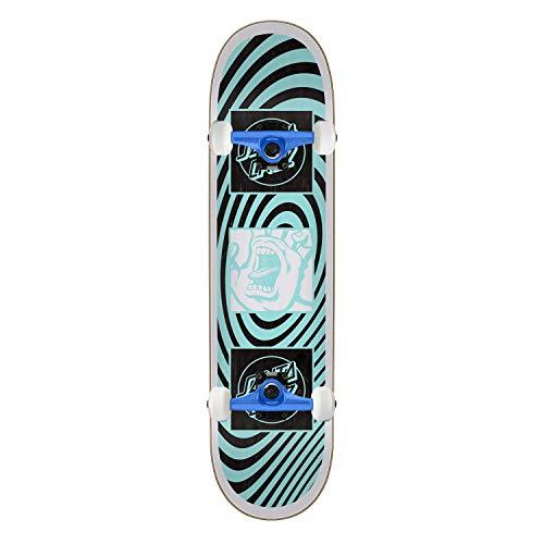 """Santa Cruz Skateboards Deck Hand Warp Team 7.75"""" x 31.4"""" Complete"""