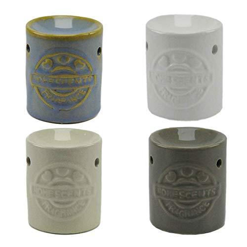 Diffuseur essences céramique cm.8 x H10 – Beige
