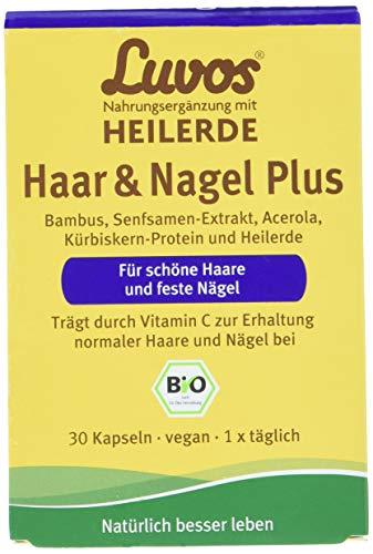 LUVOS Haar & Nagel Plus, 30 Kapseln