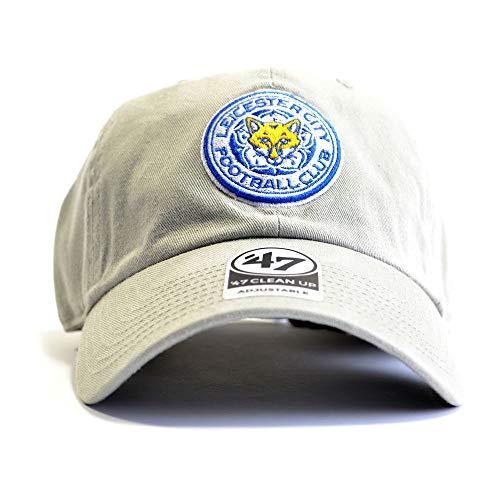 47 Leicester City Casquette, Gris (Grey), Fabricant: Taille Unique Mixte