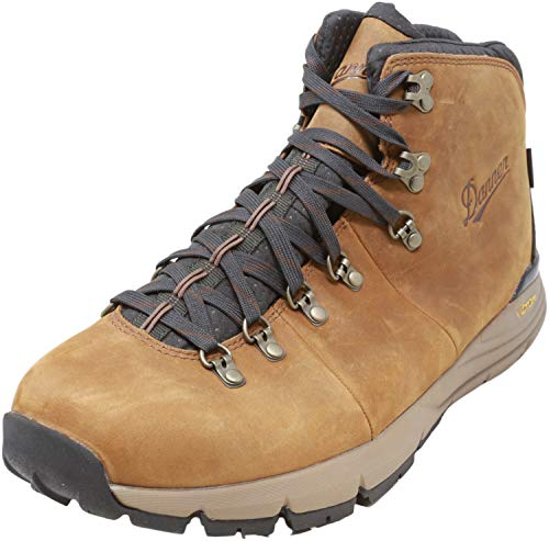 Danner Men's Mountain 600 Hiking Boot, Rich Brown - Full Grain, 10.5 D US