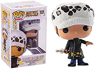 POP One Piece Trafalgar Law Hand Office Decoration Model