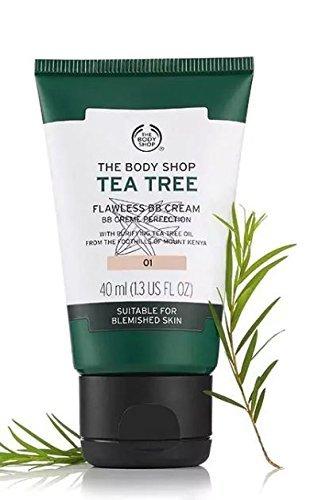 The Body Shop Tea Tree Flawless BB Cream Shade 01