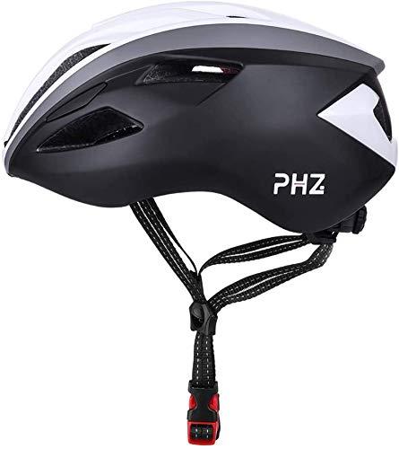 PHZING Erwachsene Fahrradhelm Einstellbare Leichte Radhelm Specialized für Bike Racing Mond Rennrad