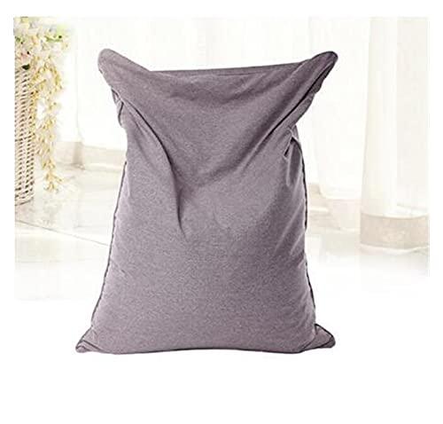 Adecuado para Sandalias Interiores y Grandes, bocanadas, sofás, Bolsas perezosas, Tatami y Bolsas de Frijoles (Color : White)