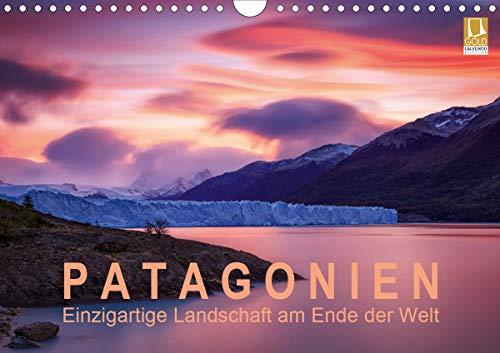 Patagonien: Einzigartige Landschaft am Ende der Welt (Wandkalender 2021 DIN A4 quer)