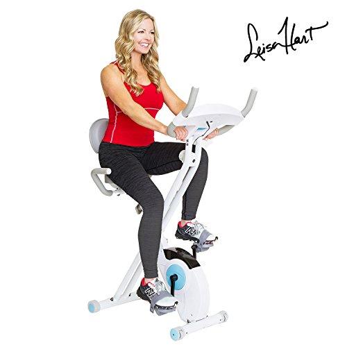 Body Rider Leisa Hart Folding Exercise Bike