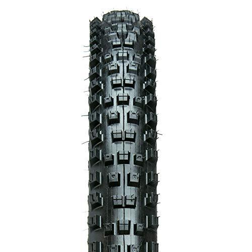 Kenda - Neumático Bicicletas - Hellcat PRO - Uso Enduro - Tamaño 27,5'x 2.60 - TPI 120 - Tubeless - Carcasa ATC - Compuesto EN-DTC - Agarre y Protección - Cubierta Bicicleta - Color Negro