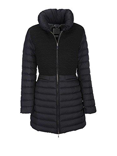 Geox Damen Mantel Abrigo INVIERNO Mujer Schwarz 48 EU