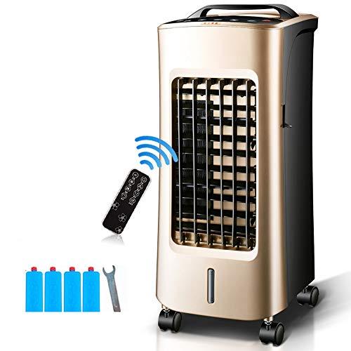 Airco ventilator Draagbare Koeling En Verwarming Dual-Gebruik, Verdampende Koeling, Zuivering En Bevochtiging, Vier Seizoenen Beschikbaar