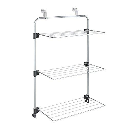 White Metaltex USA Inc Under Shelf Basket 20-Inch 36.38.50