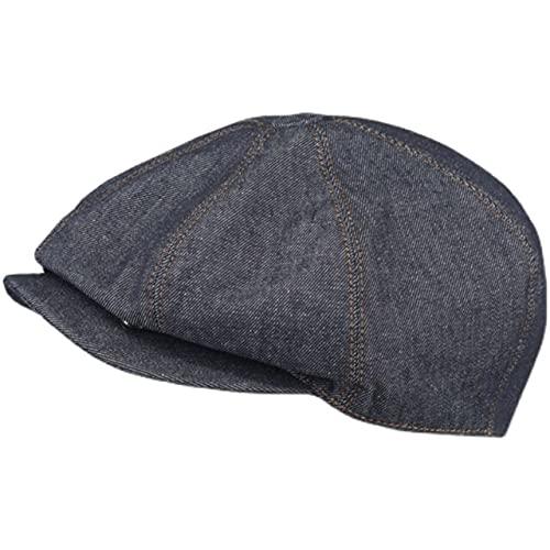 LHL Unisex Cap Casual Retro Newsboy Hat Mujeres Boinas Hombres Hip Hop Trucker Cap Streetwear Dad Hat