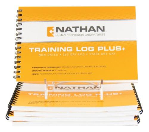 Nathan Training Log Plus Journal