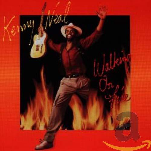 Neal,Kenny: Walking on Fire (Audio CD)