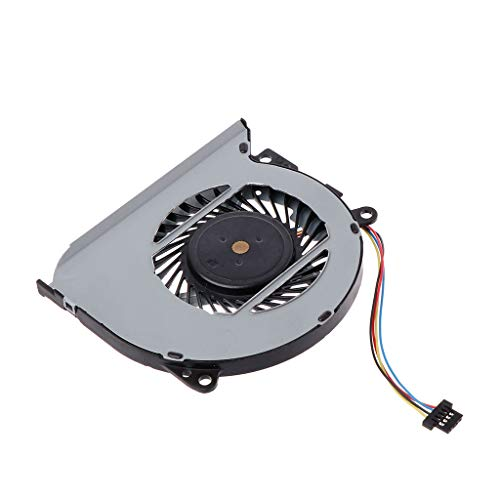 Hothap - Ventola per PC portatile per HP ENVY X360 15-U Series 15-U010DX 15-U011DX, Pavilion 14-V 14-U 15-P 15T-K 15-K 17-F TPN-Q140 TPN-Q143