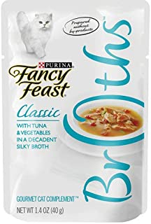 Purina Fancy Feast Classic with Tuna & Vegetables 40g