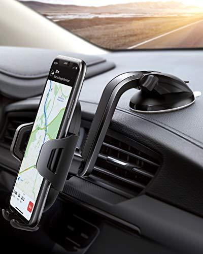 PaiTree Handyhalter fürs Auto Handyhalterung Saugnapf Halterung Universale KFZ Handyhalterung Smartphone Halterung für iPhone11/ 11 Pro/SE Samsung Galaxy Note10 Haiwei p40 usw