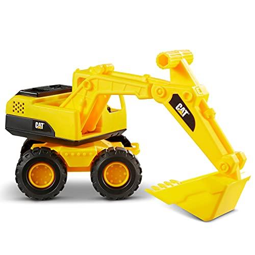 Cat Construction 15' Toy Excavator , Yellow
