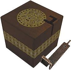 True Genius Aztec Passage Single Player Puzzle Box, Assorted