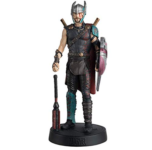 Marvel Movie Figura DE Resina Collection Nº 59 Thor (Ragnarok)