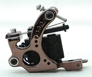 Premium Copper Wire Coils Tattoo Machine Liner & Shader, Gray Metallic, OTW-M302-4