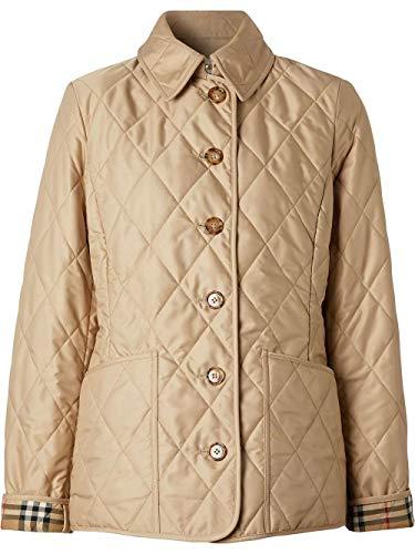 Luxury Fashion | Burberry Dames 8023321 Beige Polyester Outerwear Jassen | Lente-zomer 20