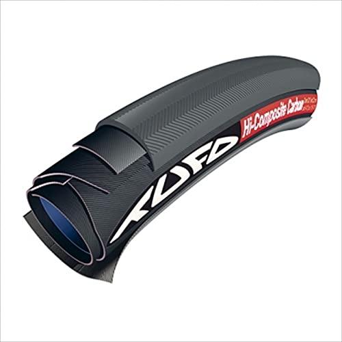 Tufo Hi-Composite Carbon - Cubierta para bicicleta, 25mm 28