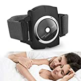 Sleep Connection Wristband, Infrared Intelligent Snore Stopper Snoring Aid The Natural Solution to Ease Breathing for Men and Women HJHY