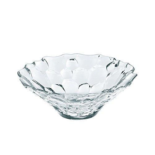 Nachtmann Sphere Schale, 2er Set, Schüssel, Servierschale, Dekoschale, Glasschale, Kristallglas, 15 cm, 0095637-0