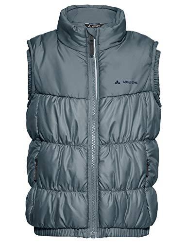 VAUDE kinder Racoon Insulation vest, heron, 110/116