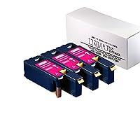 NEC用 互換 PR-L5600C-17 【 大容量 マゼンタ 】3本 / 互換トナー PR-L5600C-17M MultiWriter 5600C 5650C 対応【残量表示IC/保証付】
