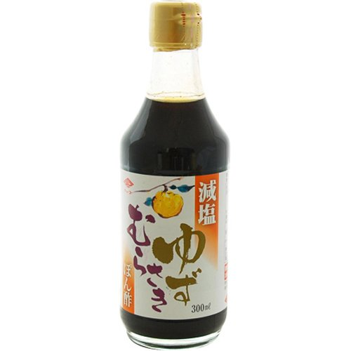 チョーコー醤油 減塩ゆずむらさき ぽん酢(300mL)