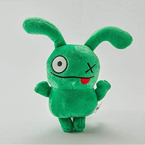 Tvtllm 20 cm Lindo Lindo Lindo Rosado Feo bebé Peluche Juguete Anime Anime Feo Feo bebé Almohada Suave sueño Juguete bebé cumpleaños Regalo