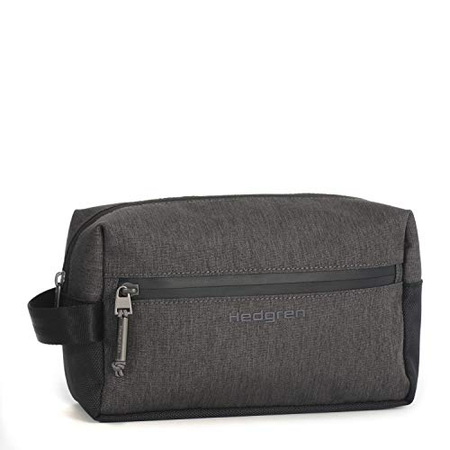 Hedgren Midway Axel Toiletry Bag Dark Iron
